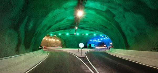 Undersea roundabout
