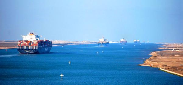 Suez Canal 150