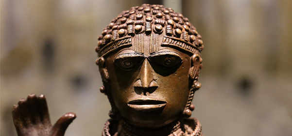 Benin bronzes return