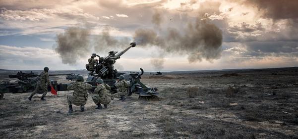 Turkey's Syria offensive