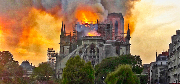 Notre-Dame tragedy