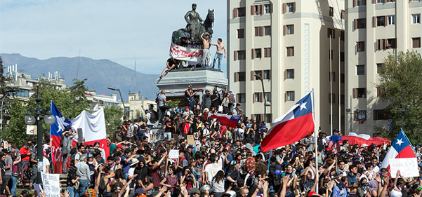 Chile's economic unrest