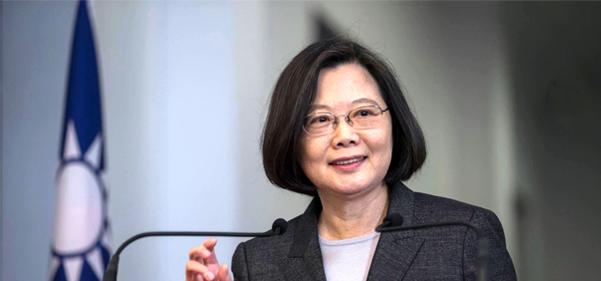 Tsai wins again