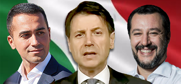 Italy�s new populist government