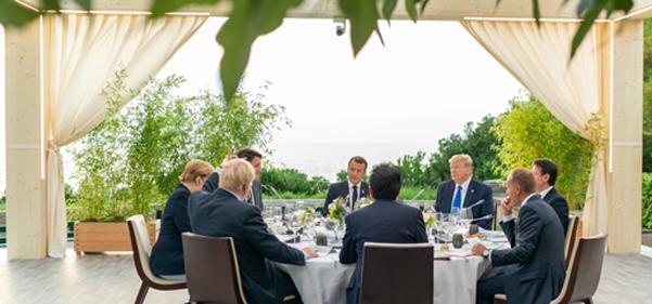 G7 in Biarritz