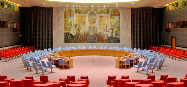 Security Council changes