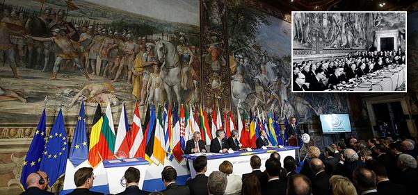 European Union at 60