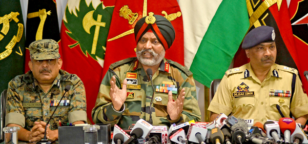 Kashmir's special status ends