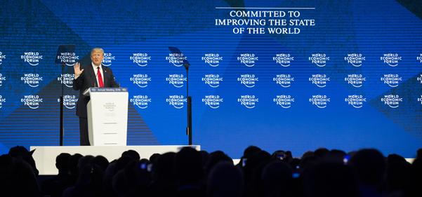 Davos debate