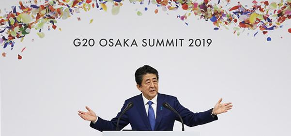 G20 in Japan